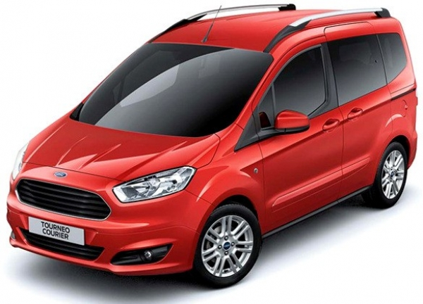 ford tourneo courier 1 5 tdci deluxe rentrent. Black Bedroom Furniture Sets. Home Design Ideas